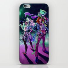 Halloween Time iPhone & iPod Skin