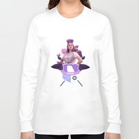 lydia martin Long Sleeve T-shirts featuring lydia by Papa-Paparazzi