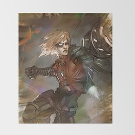 League of Legends EZREAL Pulsefire Throw Blanket