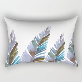 Areca Palm vintage Rectangular Pillow