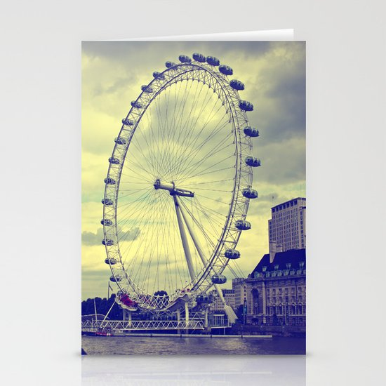 The London Eye Stationery Cards