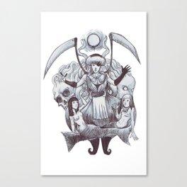abrxs Canvas Print