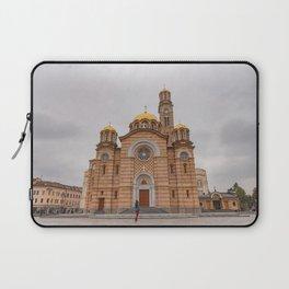 Banja Luka Cathedral in Bosnia and Herzegovina Laptop Sleeve