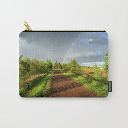 Rainbow Trail Carry-All Pouch