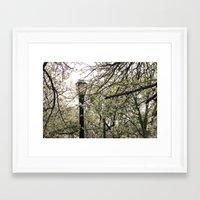 narnia Framed Art Prints featuring Faux Narnia  by phokai