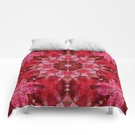 Cranberrybush Viburnum mandala Comforters