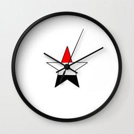 Flag of yemen 5 -yemen,اليَمَن ,Yemeni, Yemenite,Sabaeans,Aden, يمني Wall Clock