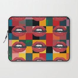 Twelve Mouths Laptop Sleeve