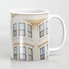 North Beach Blues in San Francisco Coffee Mug