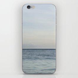 Calm Beach -2 iPhone Skin