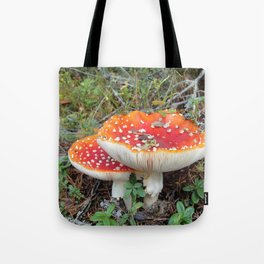 The Two of Us. Tote Bag