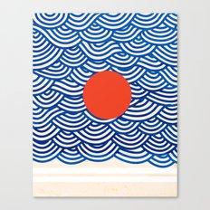 Oceanix Canvas Print