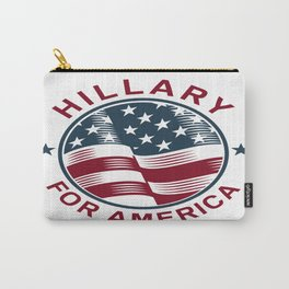 Hillary For America 2016 Carry-All Pouch