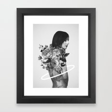 Small Wishes Framed Art Print