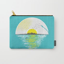 Morning Sounds Carry-All Pouch
