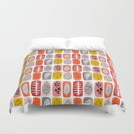 leaves vol 1 Duvet Cover