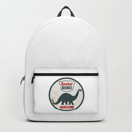 Vintage Sinclair Logo Backpack