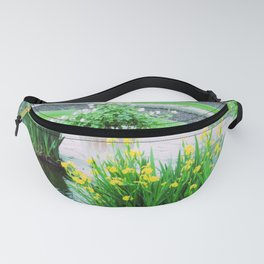 Floral Beauty Fanny Pack
