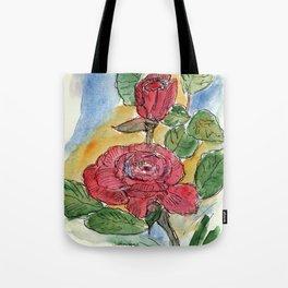 Rose (2) Tote Bag