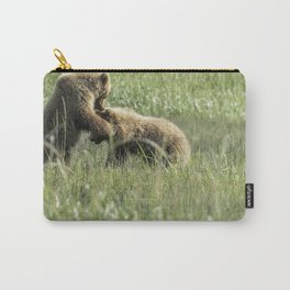 Brown Bear Cubs - The Provocation Carry-All Pouch
