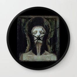 Quietude Wall Clock