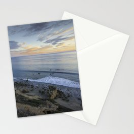 Ocean View from the Beach Stationery Cards