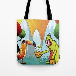 Magic Breed Tote Bag