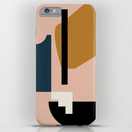 Shape study #2 - Lola Collection iPhone Case