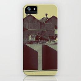 Museo de la memoria iPhone Case