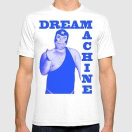 Memphis Wrestler Dream Machine T-shirt