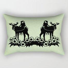 Pursuit Rectangular Pillow