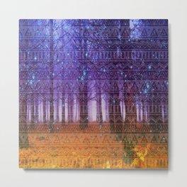 Indie Forest2 Metal Print