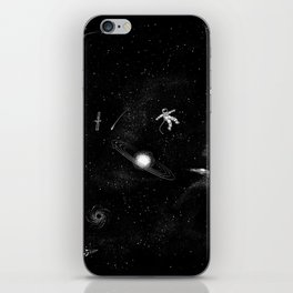 Gravity 3.0 iPhone Skin