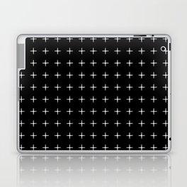 Crosses (Reversed) Laptop & iPad Skin