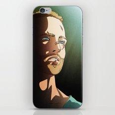 187 (Jesse Pinkman - Breaking Bad) iPhone & iPod Skin