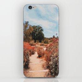 Sunny Cali iPhone Skin