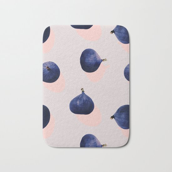 fruit 16 Bath Mat