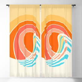 Sun Surf Blackout Curtain