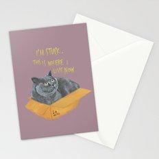 Boxcat Stationery Cards