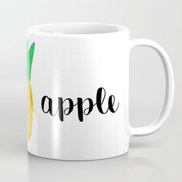 Girl, You're a Fineapple! Coffee Mug