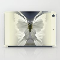 butterfly iPad Cases featuring Butterfly by Monika Strigel