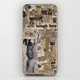 Tough Boys iPhone Skin