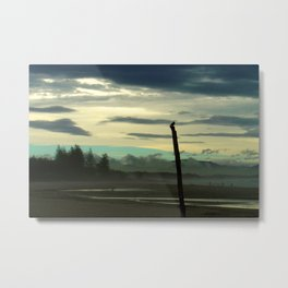 The Mists of Byron Bay Metal Print