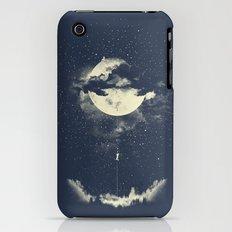 MOON CLIMBING iPhone (3g, 3gs) Slim Case