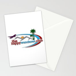 The Happy Wanderer Club Stationery Cards