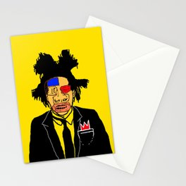 Jean Michelle Basquiat Stationery Cards