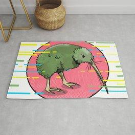 Green Kiwi Rug