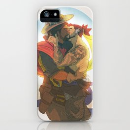 Where to Start iPhone Case