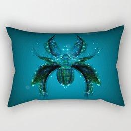 No Arachnophobia Rectangular Pillow