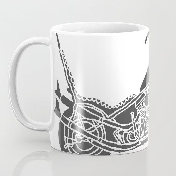 Moto Machina Coffee Mug